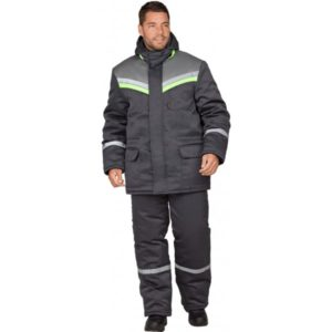Куртка ВЬЮГА утеплённая