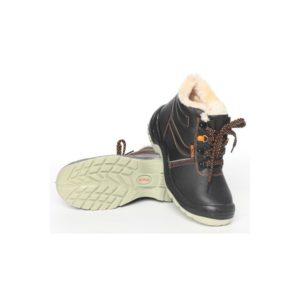 Ботинки «МИСТРАЛЬ» с металлическим подноском и стелькой, подошвой ПУ-ТПУ