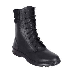Ботинки ОМОН, бортопрошивные юфтевые ТЭП