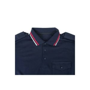 Рубашка «Поло» МВД (С фальшпогонами)