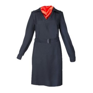 Платье «Полиция» длин/рук (габардин)