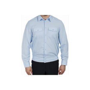 Рубашка «Полиция» св/гол.  дл/рук. на резинке